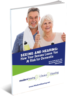 seeing and hearing report