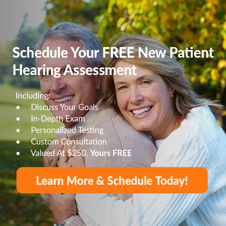 new patient hearing assessment