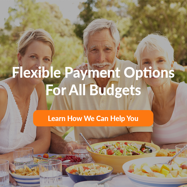 flexible payment options for all budgets